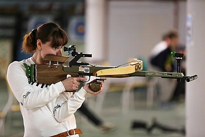 14-15 апреля в Коломне прошли массовые соревнования по стрельбе из...
