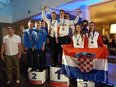 С 27 июня по 2 июля 2018 года в Эстонии прошли чемпионат и первенство...