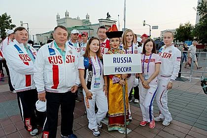 XVIII Чемпионат мира, РФ, г. Улан-Удэ